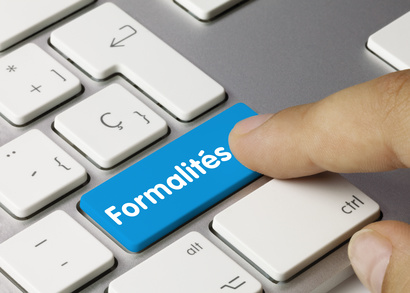 Clavier formalits